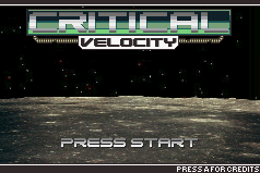 Thumbnail 1 for Critical Velocity